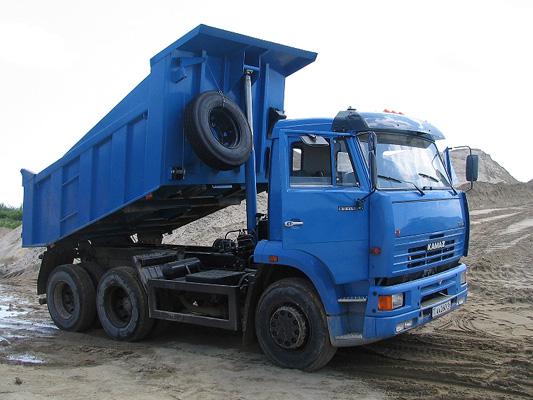 Самосвал КАМАЗ -65115