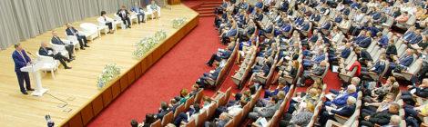 А.Э. Решетов принял участие в работе Всероссийского водного конгресса