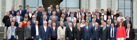 А.Э. Решетов принял участие в работе Всероссийского дня поля – 2017