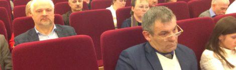 А.Э. Решетов принял участие в совещании комитета по АПРК Ленинградской области «Итоги работы АПК Ленинградской области в сфере мелиорации за 2017 год и задачи на 2018 год»