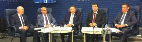 Заседание Круглого стола в Подкомитете Государственной Думы о мелиорации в нечерноземной зоне РФ