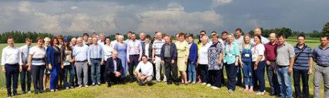 Семинар по обмену опытом сельхозтоваропроизводителей Ленинградской области