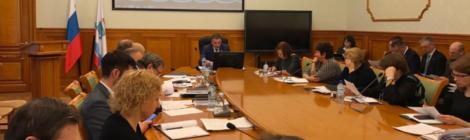 Заседание отчетной коллегии в АПК ленинградской области