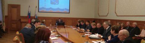 Заседание штаба по подготовке и проведению сезонных полевых работ