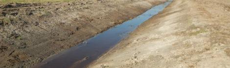 В Приозерском районе Ленинградской области завершены работы по реконструкции межхозяйственных каналов